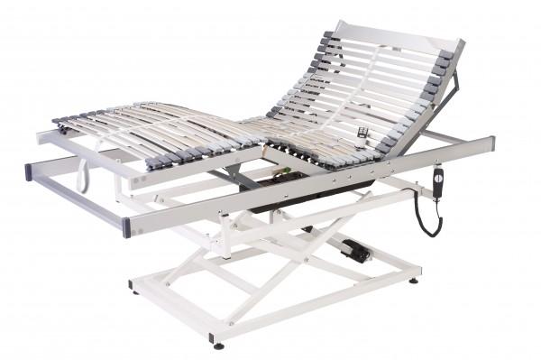 Trio Prestige Höhen-Pflegelift inkl. Spezialsitzrahmen 90x200 cm