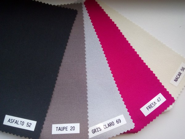 Musterpaket Textilien Outdoor (wasserabweisend)