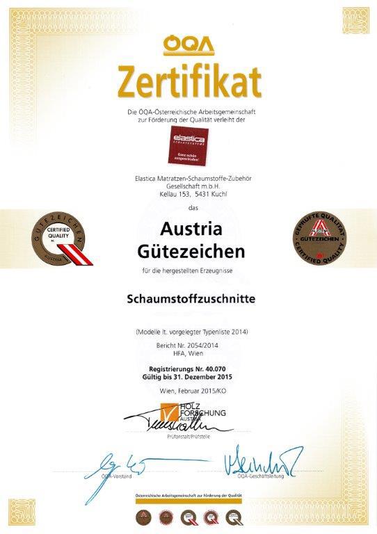 Qualität Aus österreich Elastica
